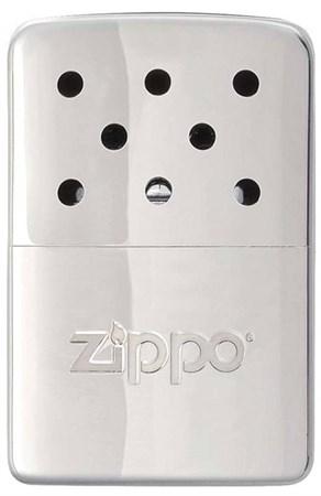 Каталическая грелка для рук Zippo High Polish Chrome 40360 - фото 4470
