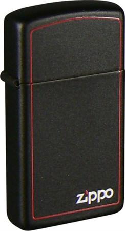 Узкая зажигалка Zippo Classic 1618ZB - фото 4496