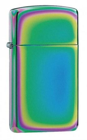 Узкая зажигалка Zippo Spectrum 20493 - фото 4501