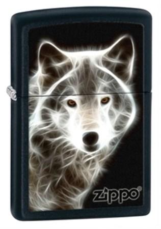 Широкая зажигалка Zippo 28303 - фото 4668