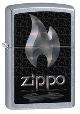 Широкая зажигалка Zippo 28445 - фото 4707