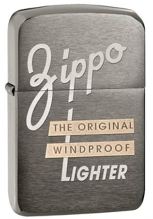 Широкая зажигалка Zippo 1941 Replica 28534 - фото 4727