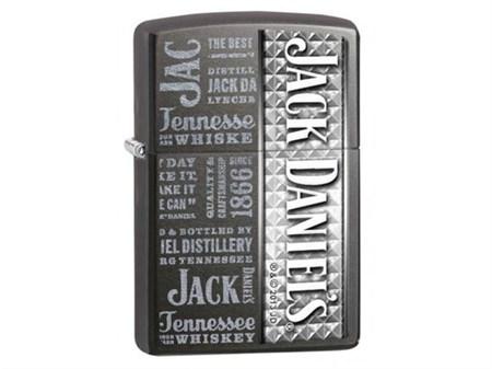 Широкая зажигалка Zippo Jack Daniel's 28577 - фото 4733