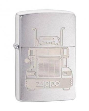 Широкая зажигалка Zippo Truck 28787 - фото 4762