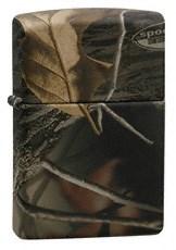 Широкая зажигалка Zippo Realtree hardwoods 24078 - фото 4950