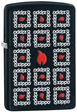 Широкая зажигалка Zippo Surround 28667 - фото 4967