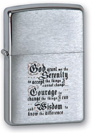 Широкая зажигалка Zippo Библия 200 - фото 4998