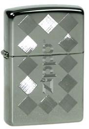 Широкая зажигалка Zippo Zframed 150 - фото 5027