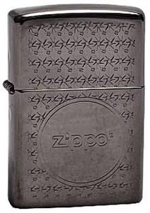 Широкая зажигалка Zippo Zippo in circle 150 - фото 5031