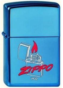 Широкая зажигалка Zippo Zippo 1932 20446 - фото 5061