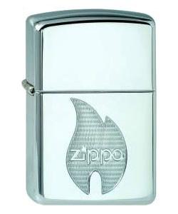 Широкая зажигалка Zippo Classic 20979 - фото 5079