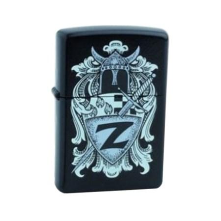 Широкая зажигалка Zippo Horns&Sword 20064 - фото 5402