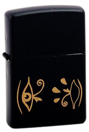 Широкая зажигалка Zippo Egyptian 218 - фото 5478