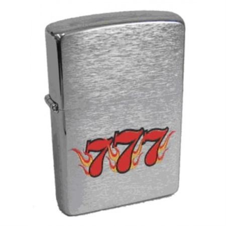Широкая зажигалка Zippo SV-7 24491 - фото 5583
