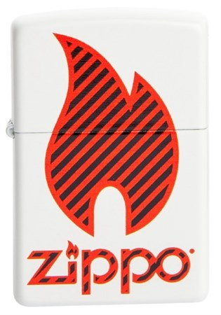 Широкая зажигалка Zippo Motif 28771 - фото 6030
