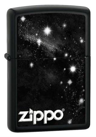 Широкая зажигалка Zippo GALAXY 28058 - фото 6075