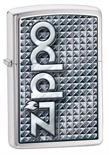 Широкая зажигалка Zippo 3D Abstract 28280 - фото 6128