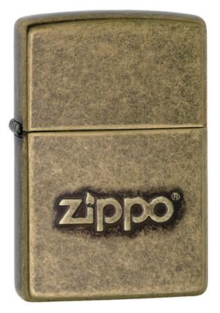Широкая зажигалка Zippo Classic 28994 - фото 6169