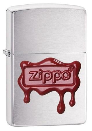 Широкая зажигалка Zippo Classic 29492 - фото 6219