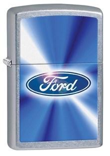 Широкая зажигалка Zippo Ford 28455 - фото 6389
