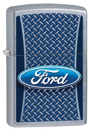 Широкая зажигалка Zippo Ford 29065 - фото 6393