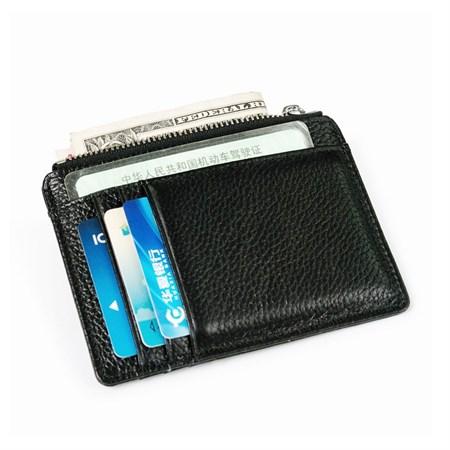 Чехол для кредитных карт коричневый Zippo 2.000.482 - фото 7274