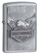 Широкая зажигалка Zippo H-D Iron Eagle 20230