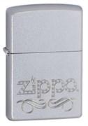Широкая зажигалка Zippo Zippo Scroll 24335