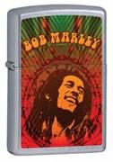 Широкая зажигалка Zippo Bob Marley 24991