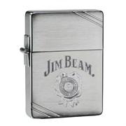 Широкая зажигалка Zippo Jim Beam 28070
