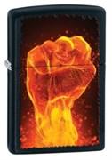 Широкая зажигалка Zippo 28308