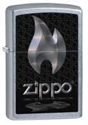 Широкая зажигалка Zippo 28445