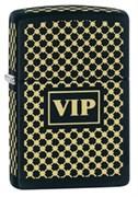 Широкая зажигалка Zippo VIP 28531