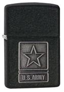 Широкая зажигалка Zippo 1941 Replica Army 28583