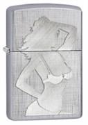 Широкая зажигалка Zippo Sexy Girl Silhouette 28680