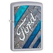 Широкая зажигалка Zippo Ford 28626