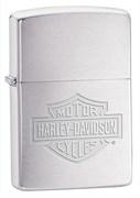 Широкая зажигалка Zippo Harley-Davidson 200HD.H199