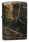 Широкая зажигалка Zippo Realtree hardwoods 24078