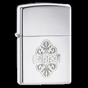 Широкая зажигалка Zippo Filgree 24803