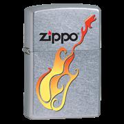 Широкая зажигалка Zippo Guitar 24805