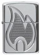 Широкая зажигалка Zippo Classic 20975