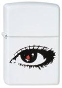 Широкая зажигалка Zippo BS Eye 214