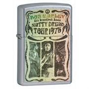 Широкая зажигалка Zippo Bob Marley 24990