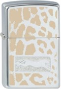 Широкая зажигалка Zippo Cheetah Skin 258