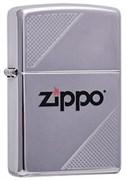 Широкая зажигалка Zippo Corners 313