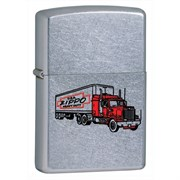 Широкая зажигалка Zippo Truck 28565