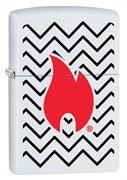 Широкая зажигалка Zippo Classic 29192