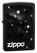 Широкая зажигалка Zippo GALAXY 28058