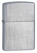 Широкая зажигалка Zippo Linen Weave 28181