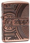 Широкая зажигалка Zippo Armor 29523